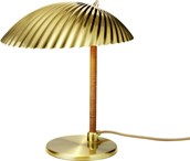 5321 BORDLAMPE, MESSING